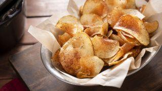 Chips vegan