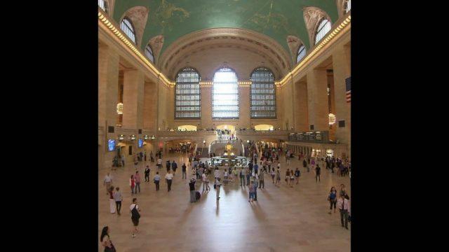 Der größte Bahnhof der Welt - 10s