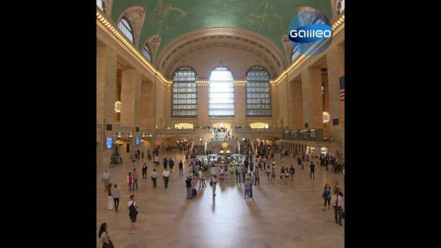 Der größte Bahnhof der Welt