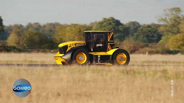 Die Clips der Woche: Der schnellste Traktor der Welt