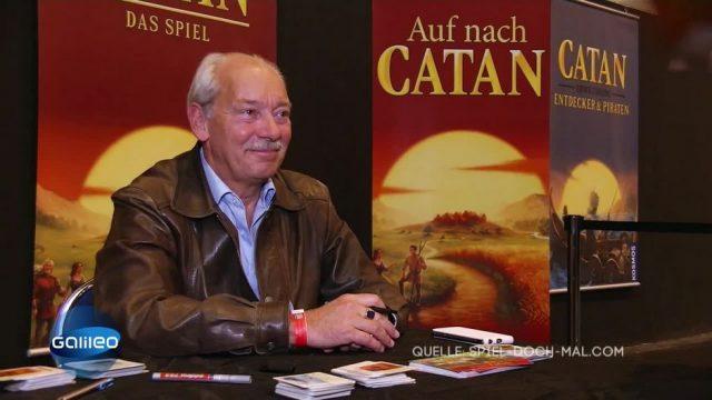 """""""Die Siedler von Catan"""": Die Erfolgsgeschichte des Erfinders Klaus Teuber"""