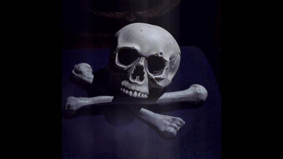 Geheimbund Skull and Bones - 10s