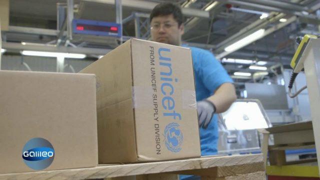 Hilfsorganisation UNICEF: Ein Blick hinter die Kulissen