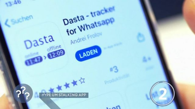 Hype um neue Spionage-App
