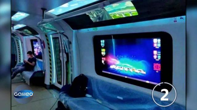 Ist das die U-Bahn der Zukunft?