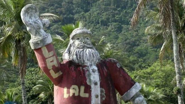 Lost Place: Horror-Weihnachtspark in Brasilien