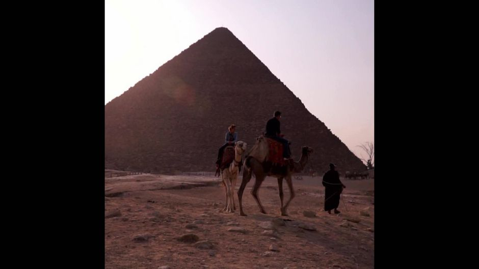 Mythos Cheops-Pyramide - 10s