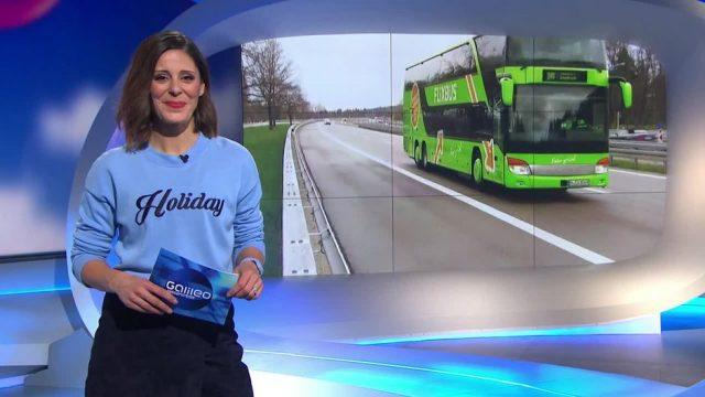 Samstag: German Dream: Das Erfolgskonzept von Flixbus
