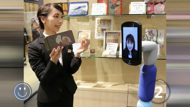 Stressfrei shoppen - dank eines Roboters?