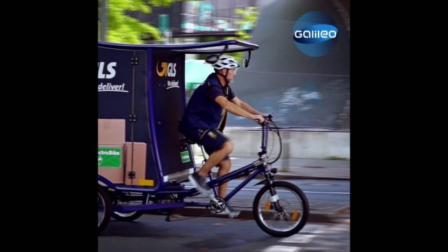 Transport auf elektrisch