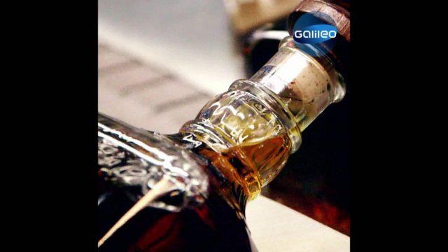 Whiskey: Das Geheimnis seiner Herstellung
