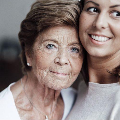 Wie altern wir? Und wie sieht unser Gesicht im Alter aus?