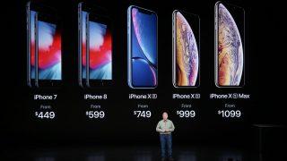 Apple hat noch kein faltbares iPhone auf dem Markt.