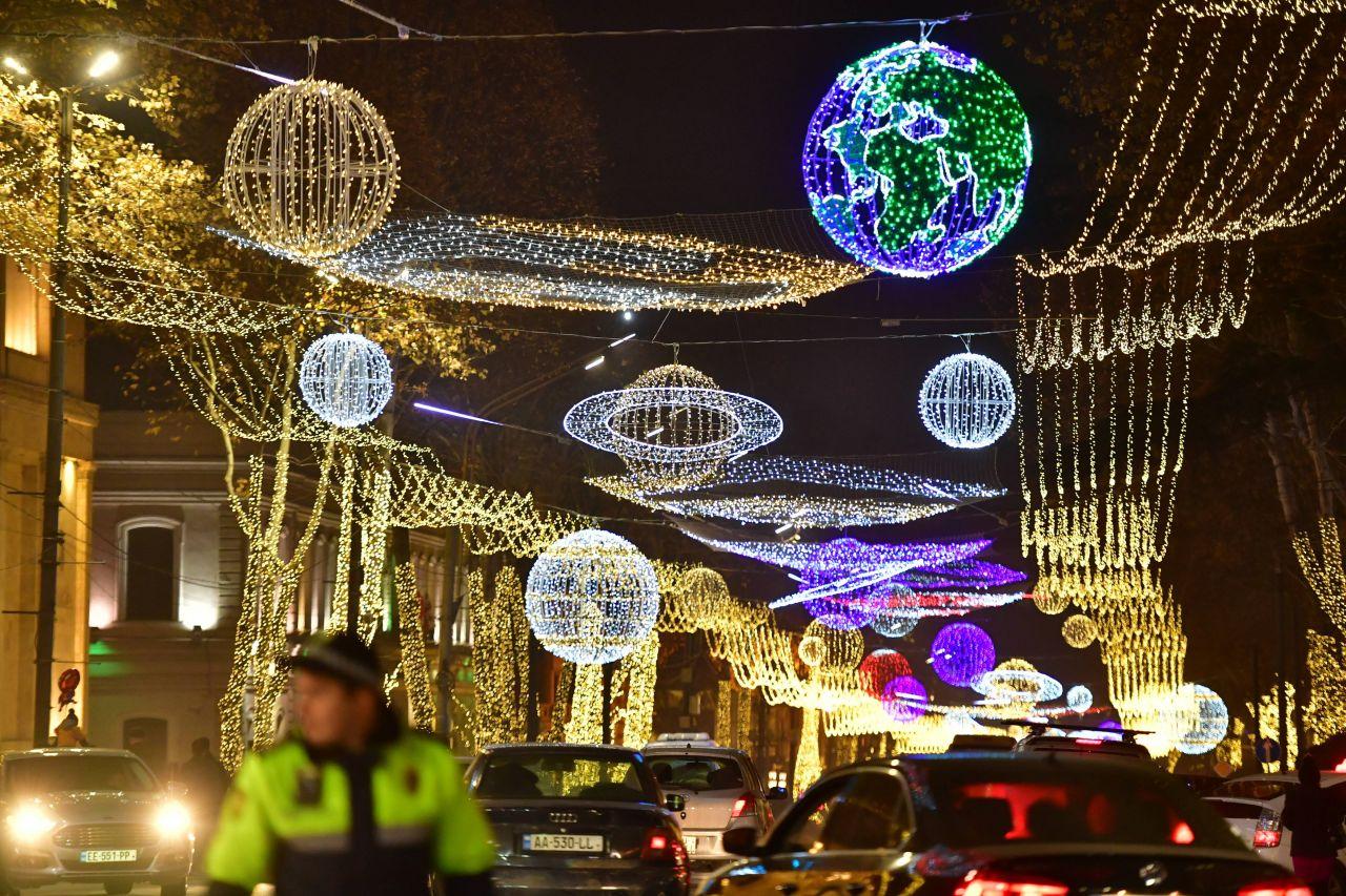 Tbilisi Weihnachtsmarkt