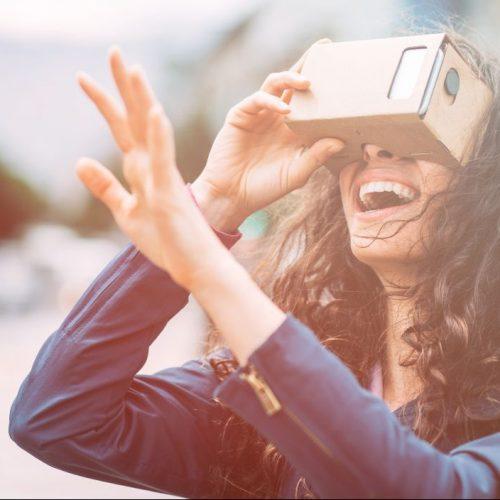 Virtuelle Realität für Bastler: So kannst du günstig eine ...