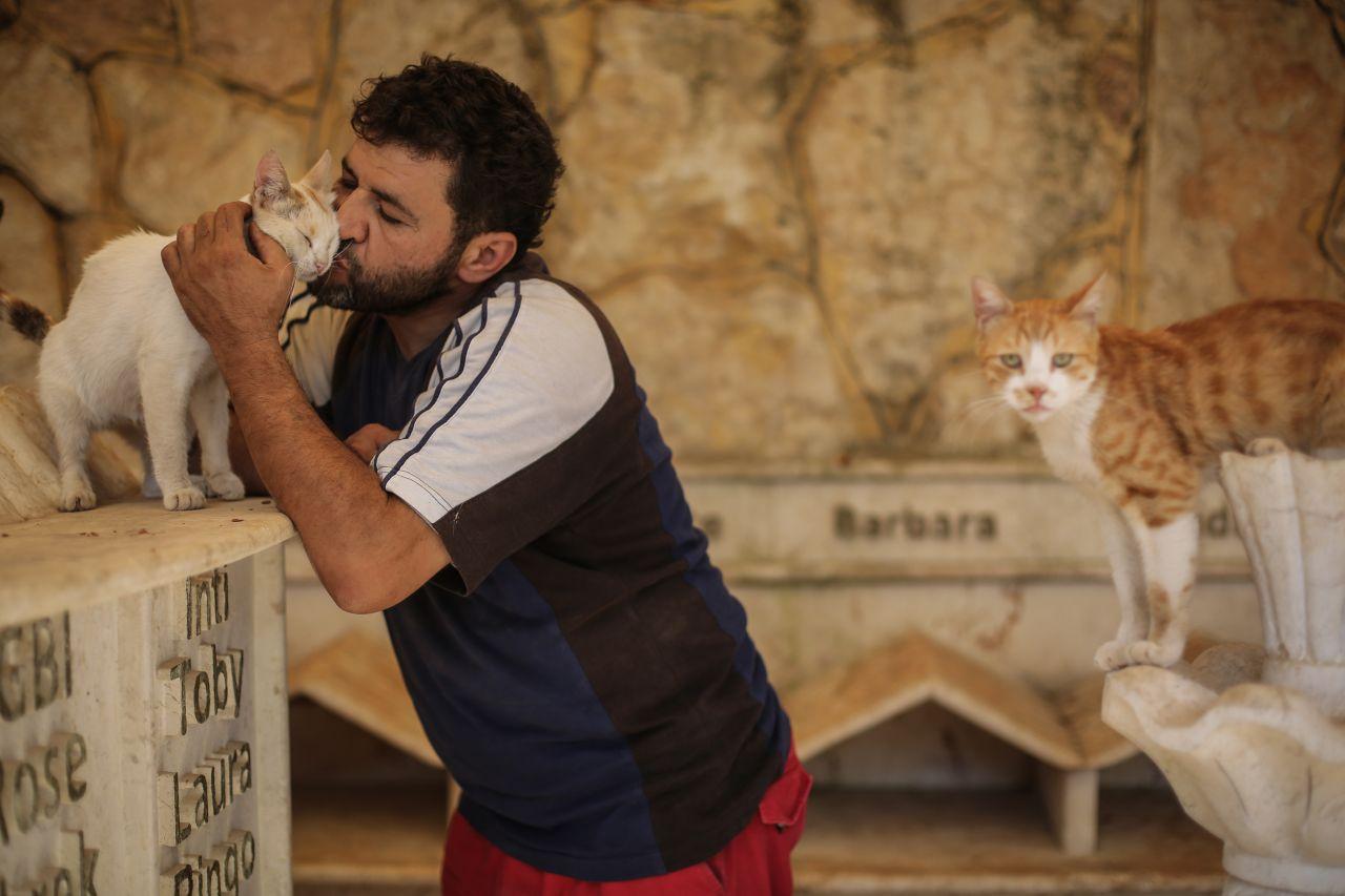 Katzenmann von Aleppo
