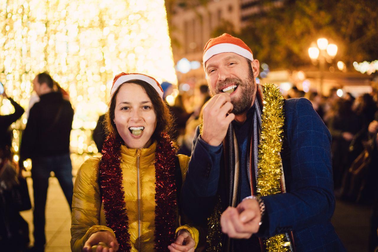 Das sind die verrücktesten Silvester-Bräuche weltweit