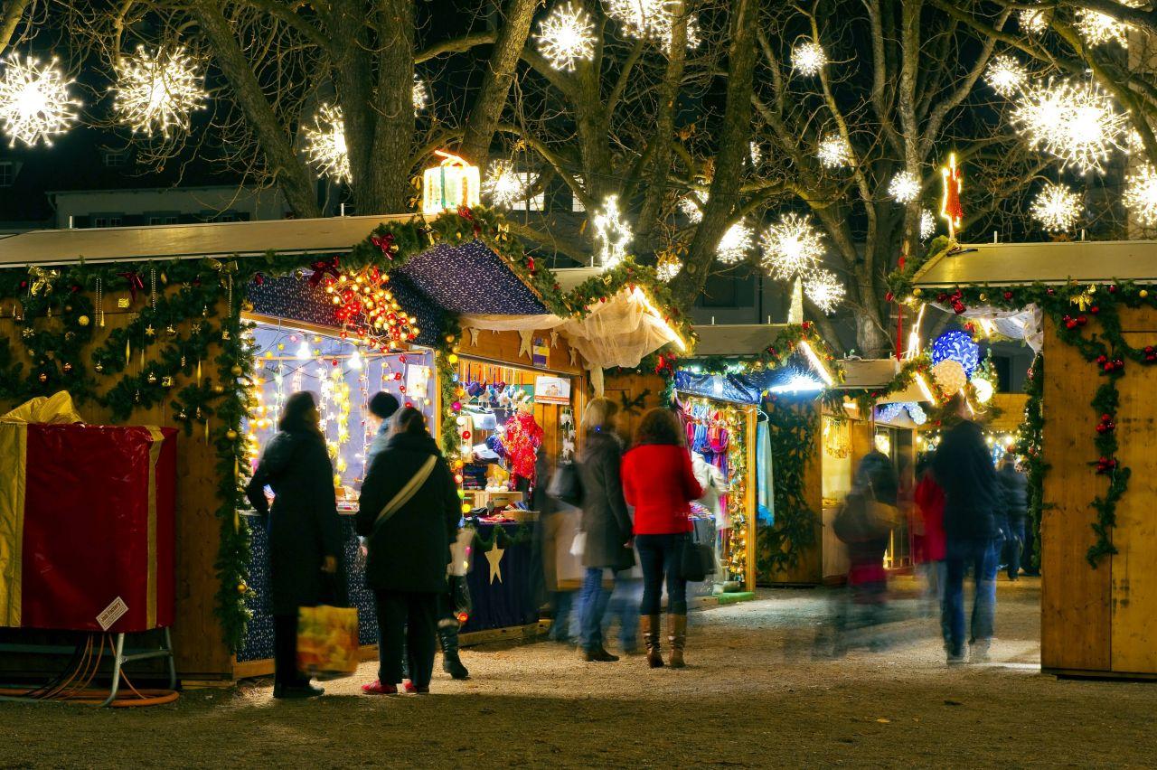 Weihnachtmarkt Basel