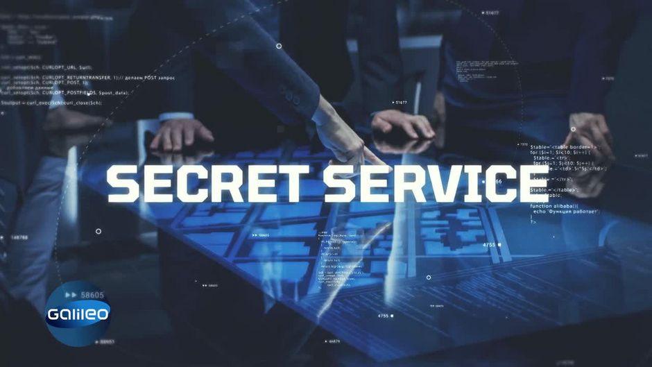 5 Geheimnisse über den Secret Service