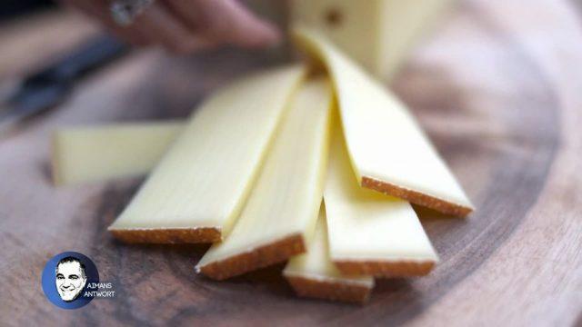 Aimans Antwort: Wann ist Käse vegetarisch?