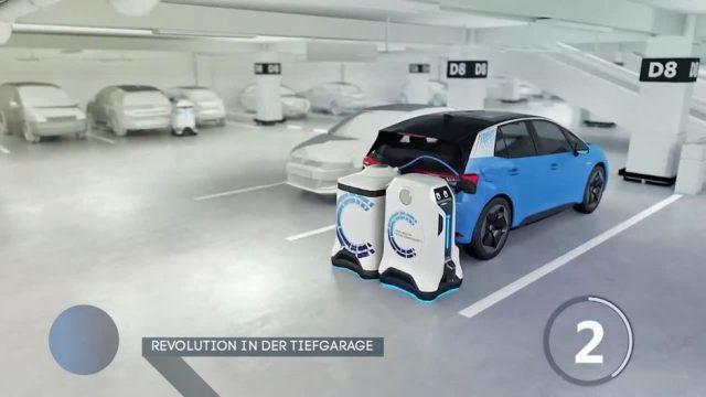 Autonome Laderoboter: Die Revolution für E-Autos?