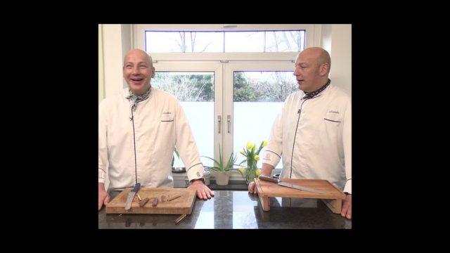 DIY-Snacks: Outtakes vom Dreh
