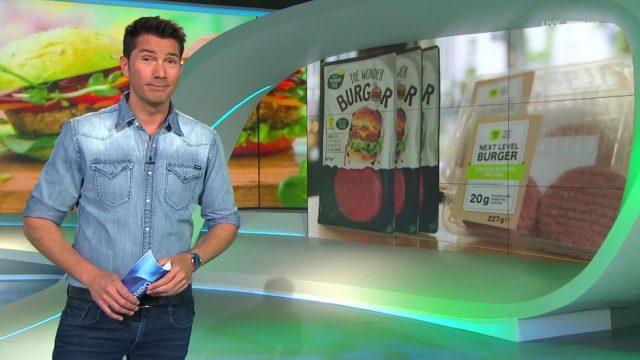 Donnerstag: Fleischersatz: Wie kommt der Geschmack in die Produkte?