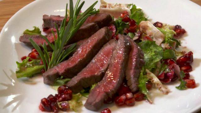 Kitchen Moves: Gesunde Gerichte mit Superfood