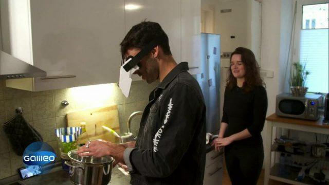 Kochen mit AR-Brille: Wie funktioniert das?