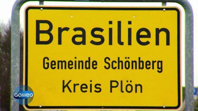 Kuriose Ortsnamen: Brasilien und Kalifornien in Deutschland - das gibt es wirklich!