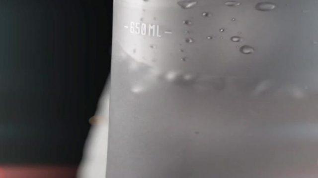 Pures Wasser mit Geschmack - 10s