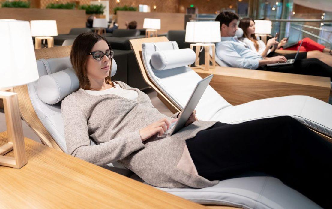 Airport-Lounges: Nur was für Meilensammler? Der Zugang ist ganz einfach