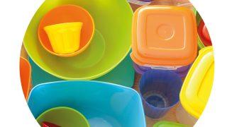 Tupperware und Brotdosen