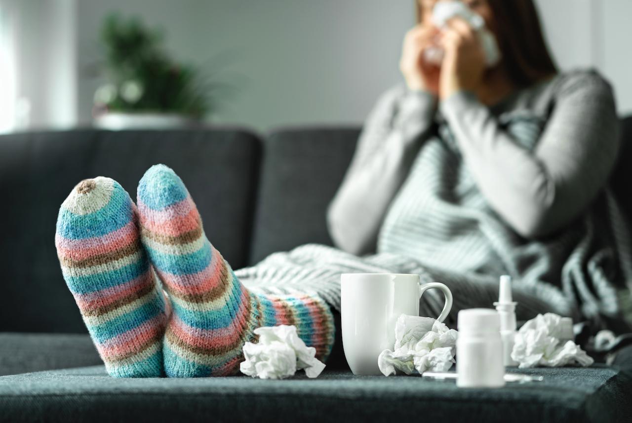 Corona und Grippe - warum es jetzt auf dein Immunsystem ankommt