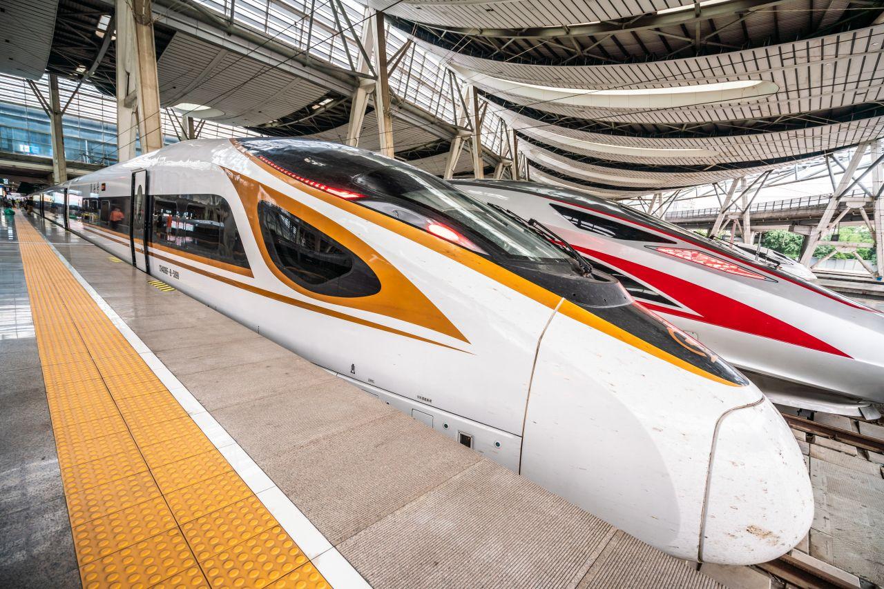 Fuxing Zug aus China