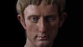 Römischer Kaiser Augustus nach Salva Ruano