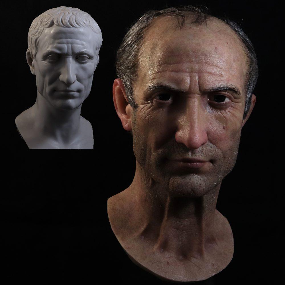 Römischer Kaiser Caesar nach Salva Ruano