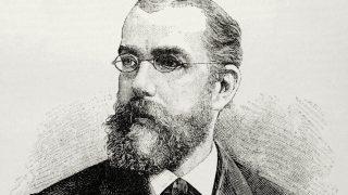 Robert Koch gilt als Begründer der Mikrobiologie.