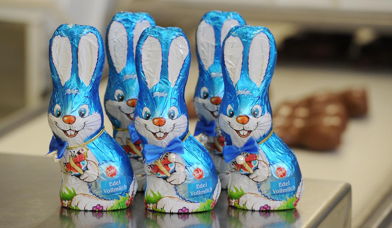 Schokoladen Osterhase