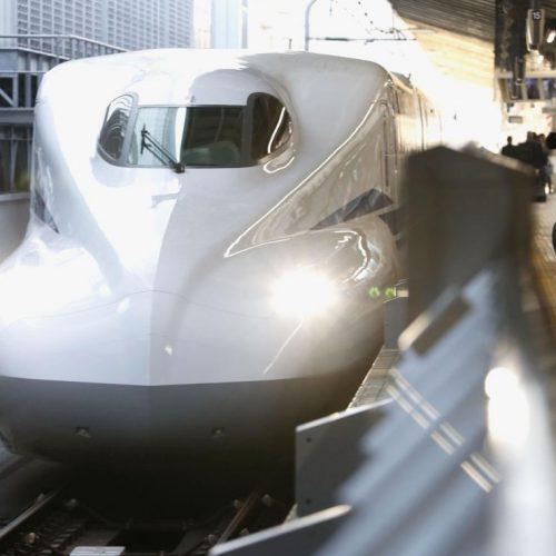 Shinkansen in Japan