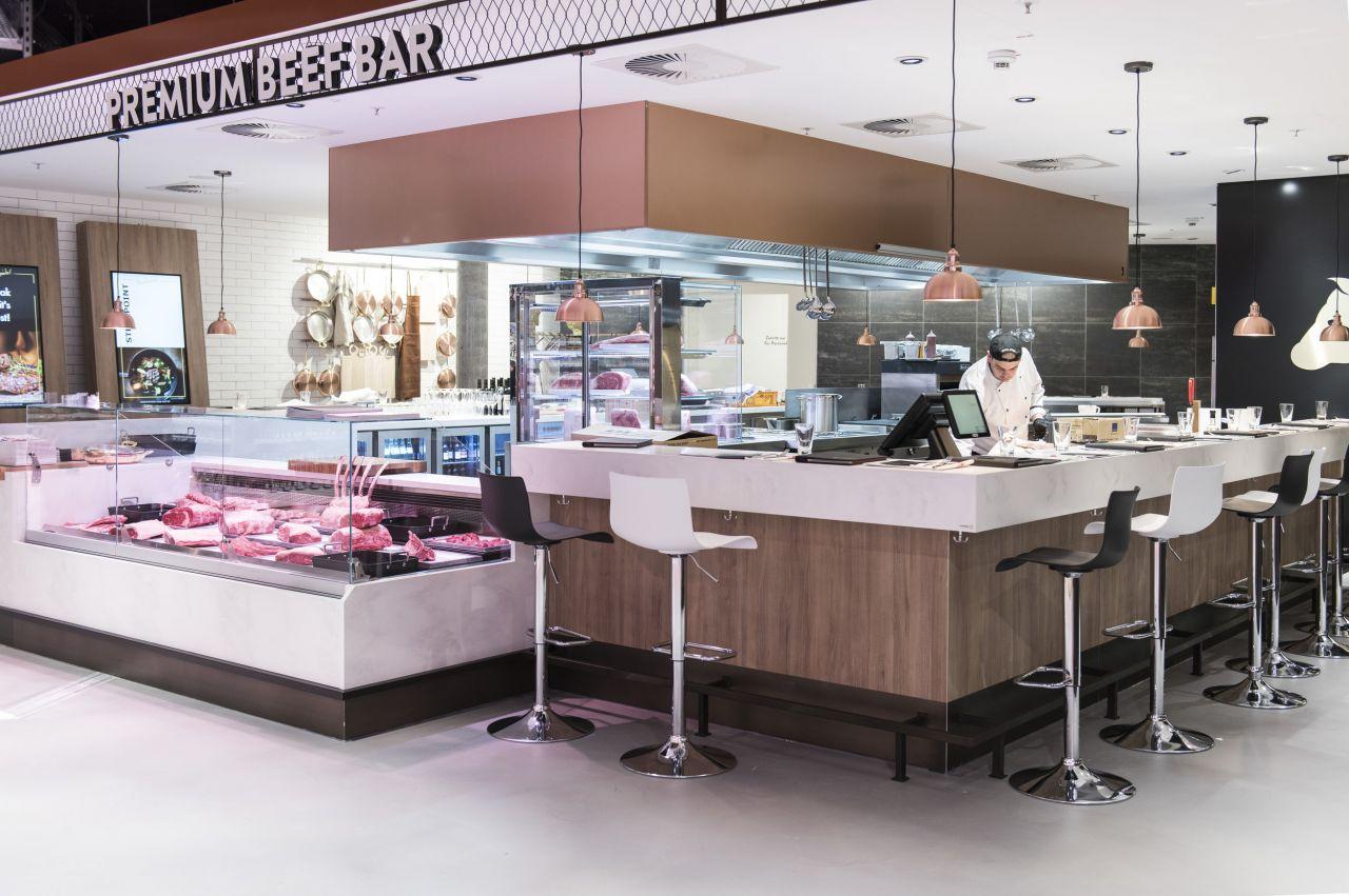 Event-Supermarkt