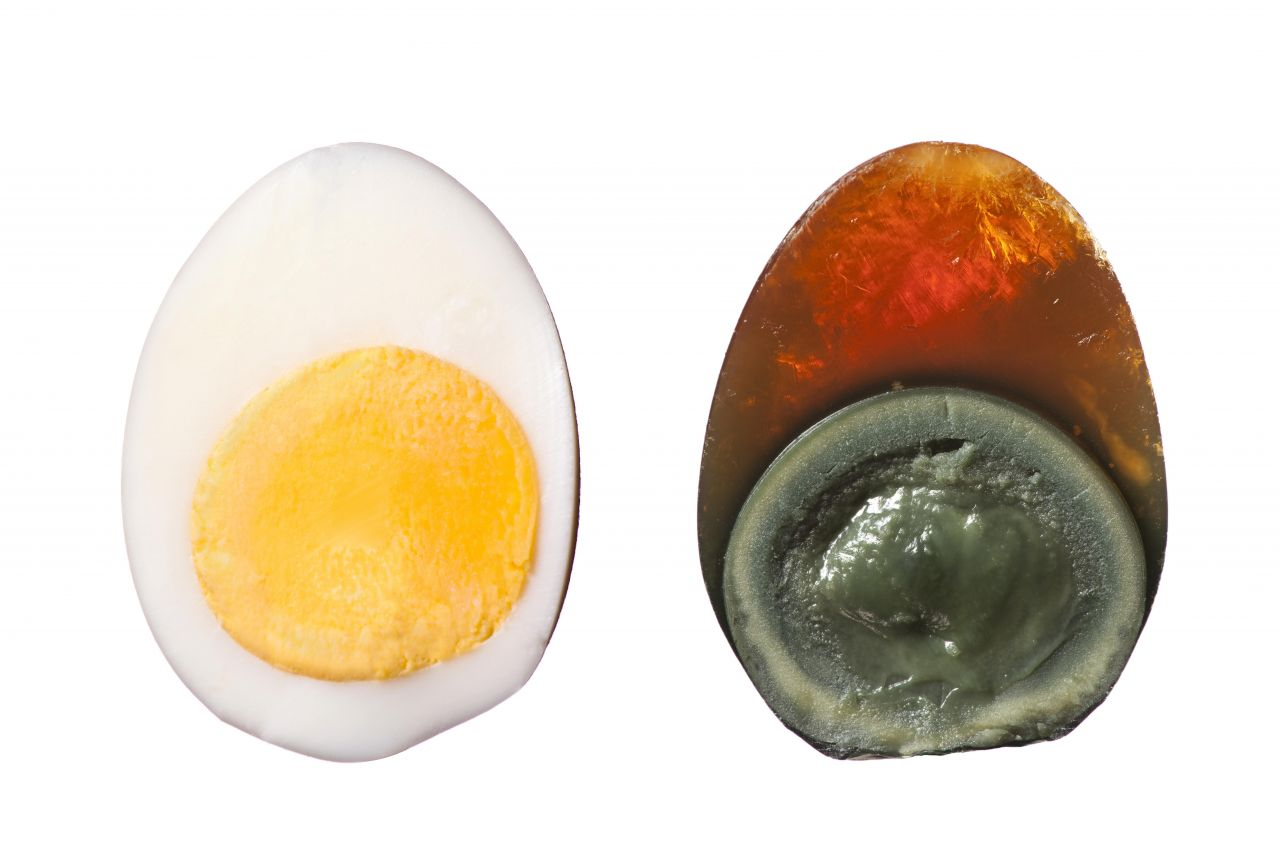 1.000 jährige Eier