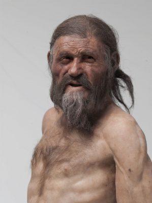 Ötzi Rekonstruktion