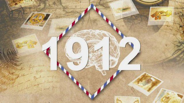 History Quiz: Was geschah im Jahr 1912?