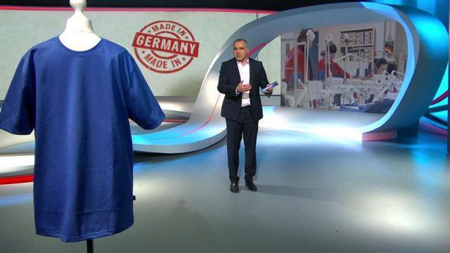Montag: German-Dream: Textilhersteller Trigema