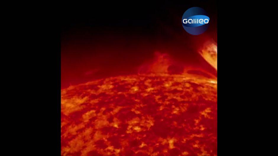 Sonnenstürme