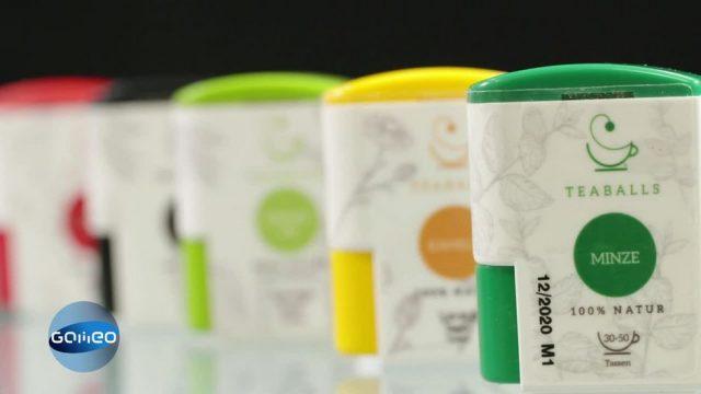 Teaballs: Was kann der Tee in Tablettenform?