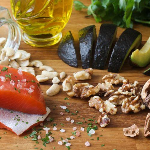 Brainfood mit Omega-3-Fettsäuren