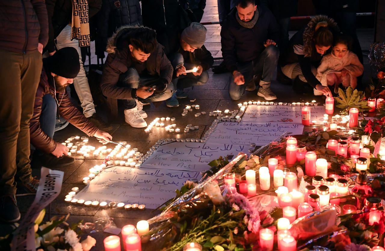 Anschlag auf Weihnachtsmarkt am Breitscheidplatz