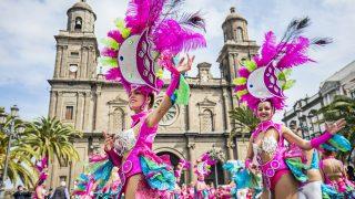 Spanischer Karneval